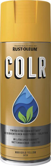 Spraymaali Rust-Oleum COLR 400 ml Marigold Yellow