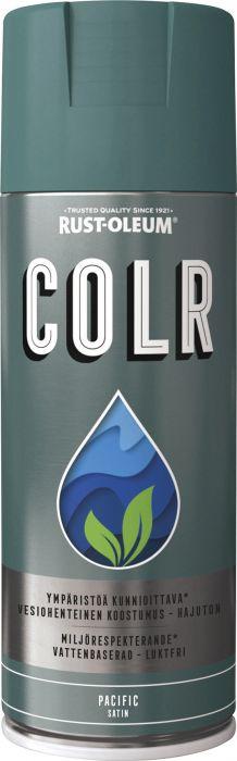 Spraymaali Rust-Oleum COLR 400 ml Pacific