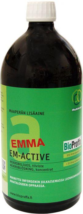 Mikrobiliuos BioProffa EM-Active Emma 1 l