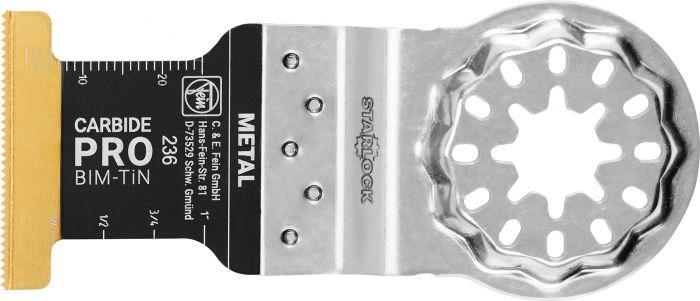 Sahanterä Fein E-Cut Carbide Pro 45 mm SL 1 kpl