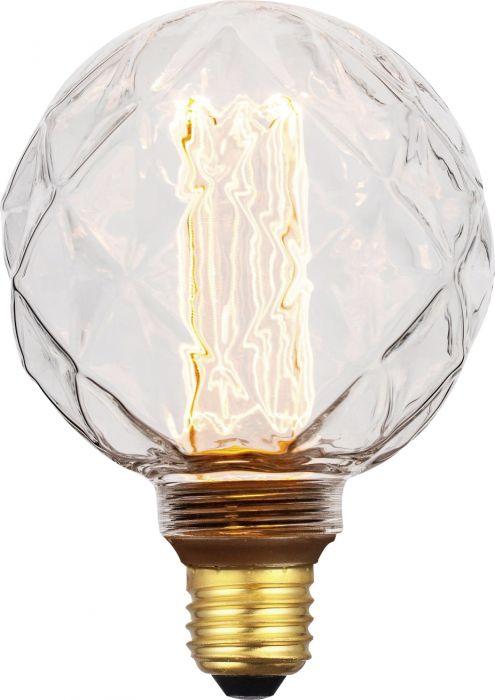 Koristelamppu Facet Pallo LED ⌀ 10 cm 5 W