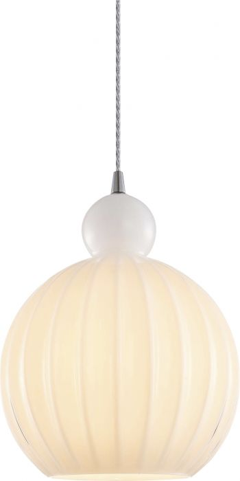 Riippuvalaisin Ball Ball Pendant ⌀ 25 cm Opaali