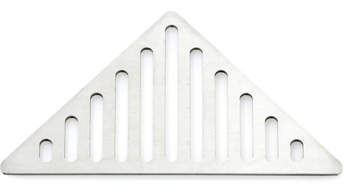 Lattiakaivon kansi Unidrain Column kulma 200 mm