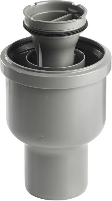 Pystykaivo Unidrain 2412 kulma 75 mm