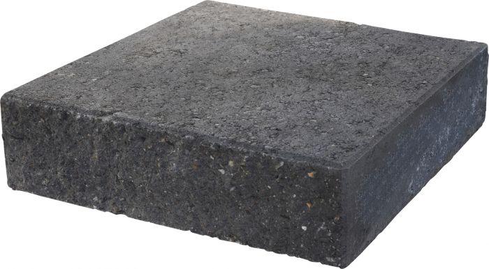 Porraslaatta 450 Lakka Musta 450 x 400 x 130 mm