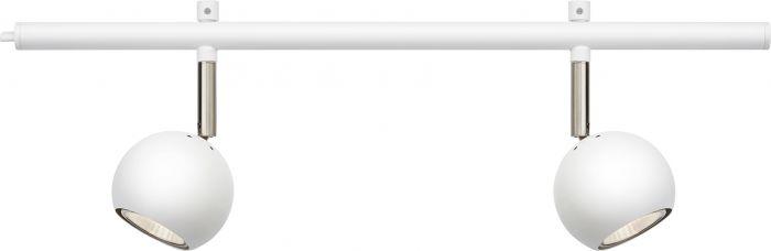Valotanko Markslöjd Expand 2-os  Pyöreä Valkoinen
