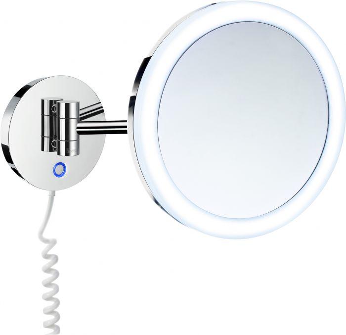 Kosmetiikkapeili Smedbo Outline LED FK482EP