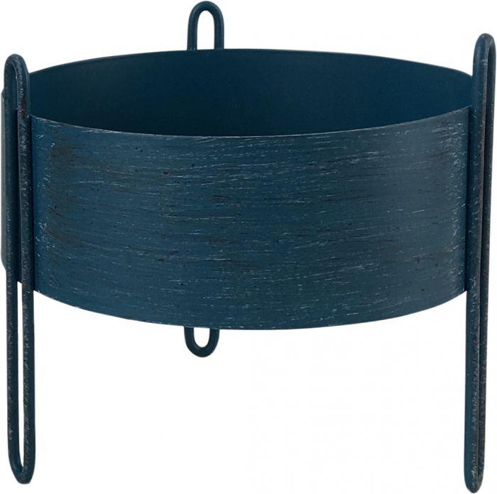 Ruukunalunen 16 x 15 cm sininen