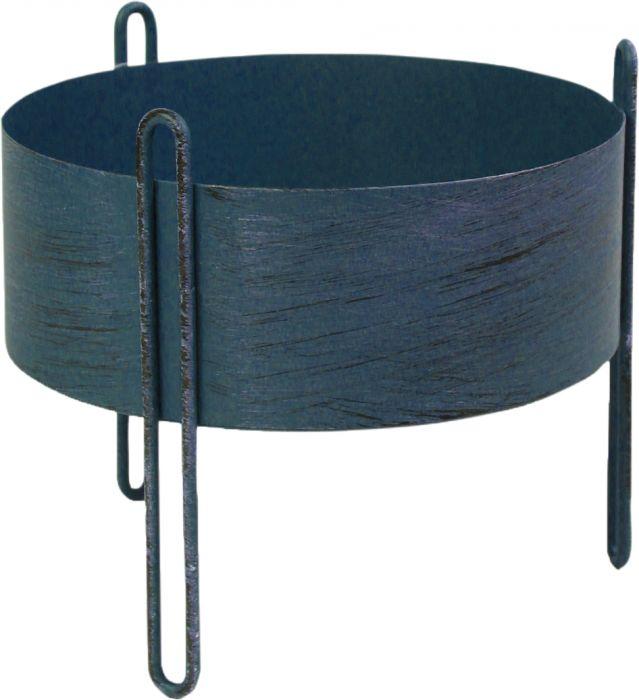 Ruukunalunen 21 x 20 cm sininen