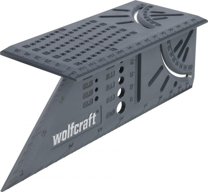 3D-suorakulma Wolfcraft