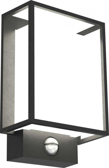 Ulkoseinävalaisin Nordlux Nestor Sensor LED