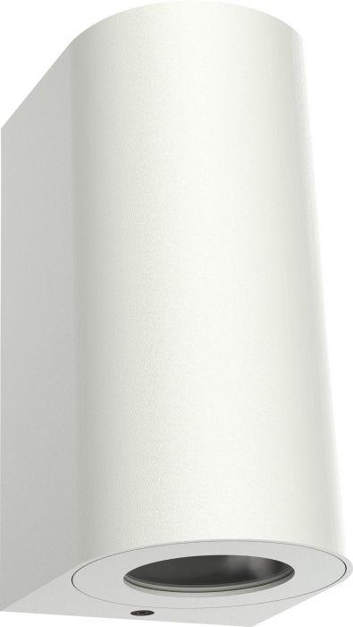 Ulkoseinävalaisin Nordlux Canto Maxi 2 Valkoinen