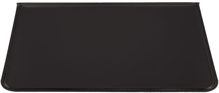 Uunineduspelti Pisla mattamusta 40 x 70 cm