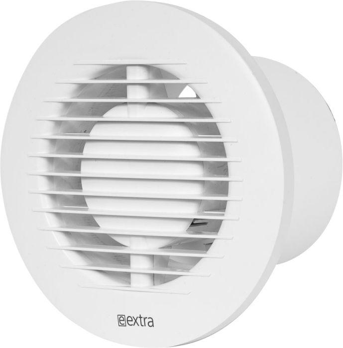 Sähkötuuletin Europlast E-Extra ⌀100 mm + ajastin