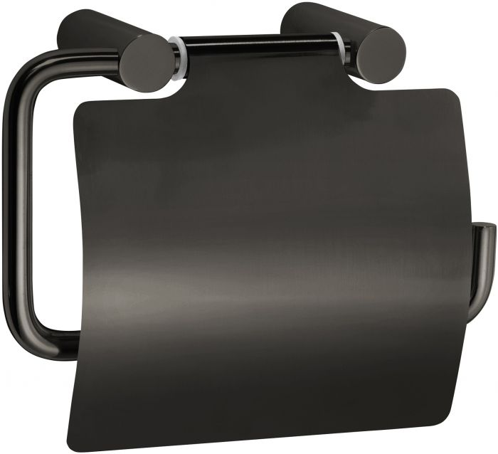 WC-Paperiteline Saniscan musta