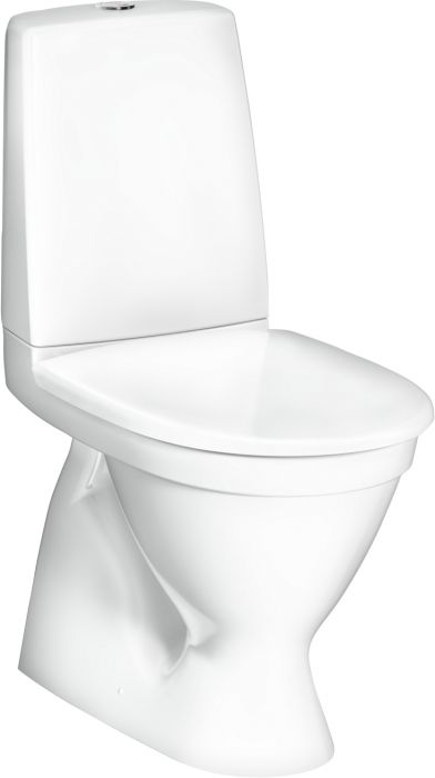 WC-istuin Gustavsberg Skandic S-lukko