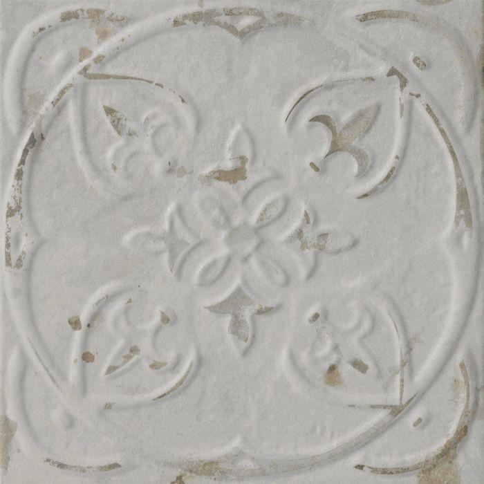 Seinälaatta Victoria Valkoinen 20 x 20 cm