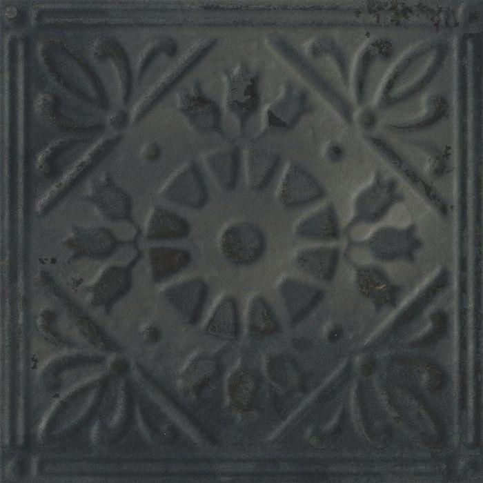 Seinälaatta Victoria Tummanharmaa 20 x 20 cm