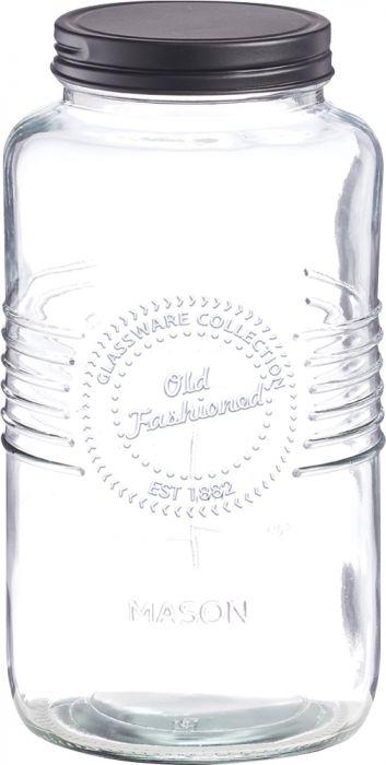 Säilytyspurkki Zeller Old Fashioned 2 l