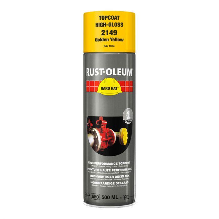 Spray-pintamaali Rust-Oleum Gloss 500 ml Golden Yellow Ral