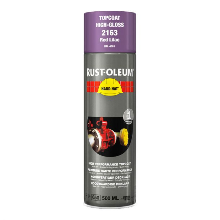 Spray-pintamaali Rust-Oleum Gloss 500 ml Signal Violet Ral