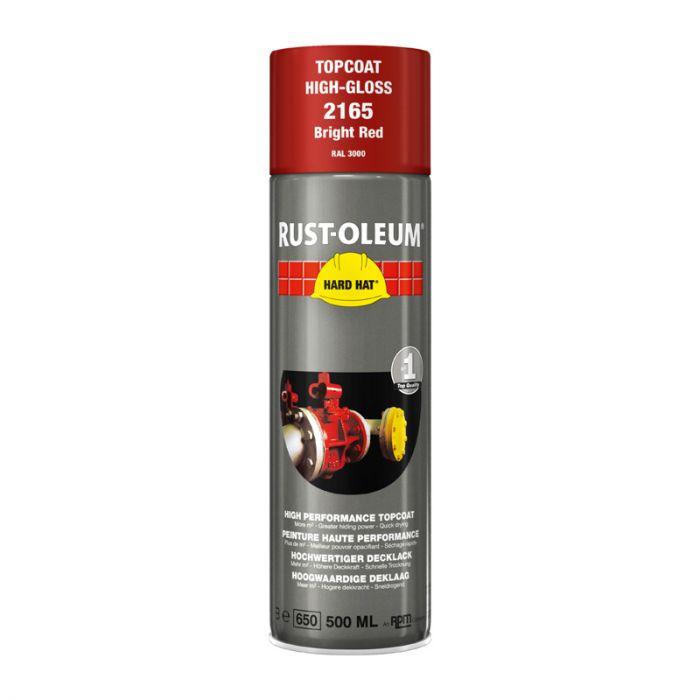 Spray-pintamaali Rust-Oleum Gloss 500 ml Bright Red Ral