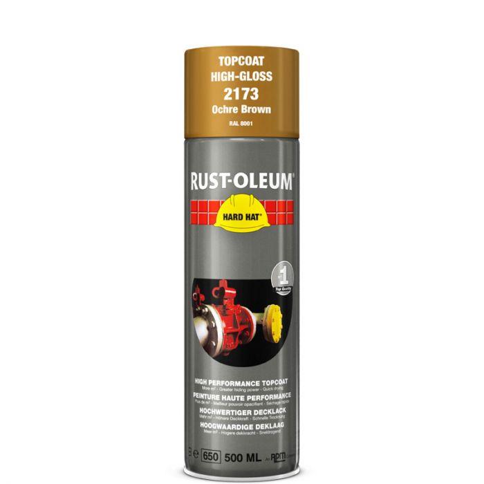 Spray-pintamaali Rust-Oleum Gloss 500 ml Ochre Brown Ral