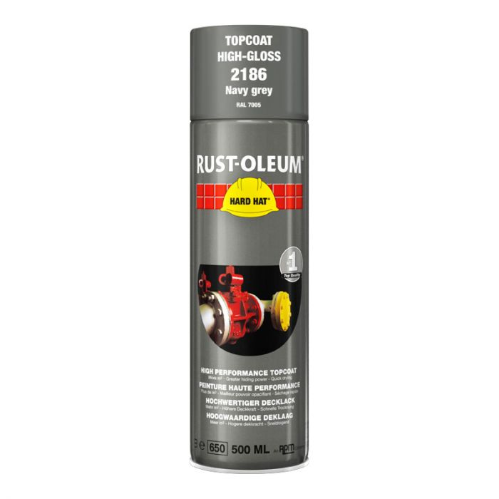 Spray-pintamaali Rust-Oleum Gloss 500 ml Navy Green