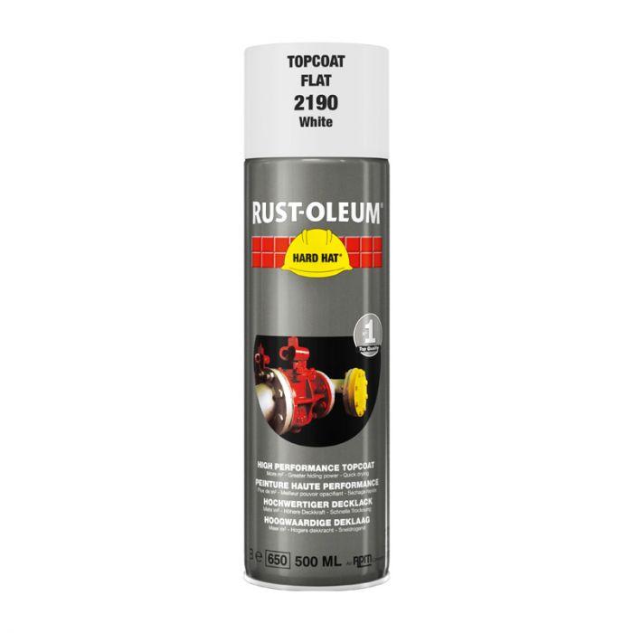 Spray-pintamaali Rust-Oleum Matt 500 ml White