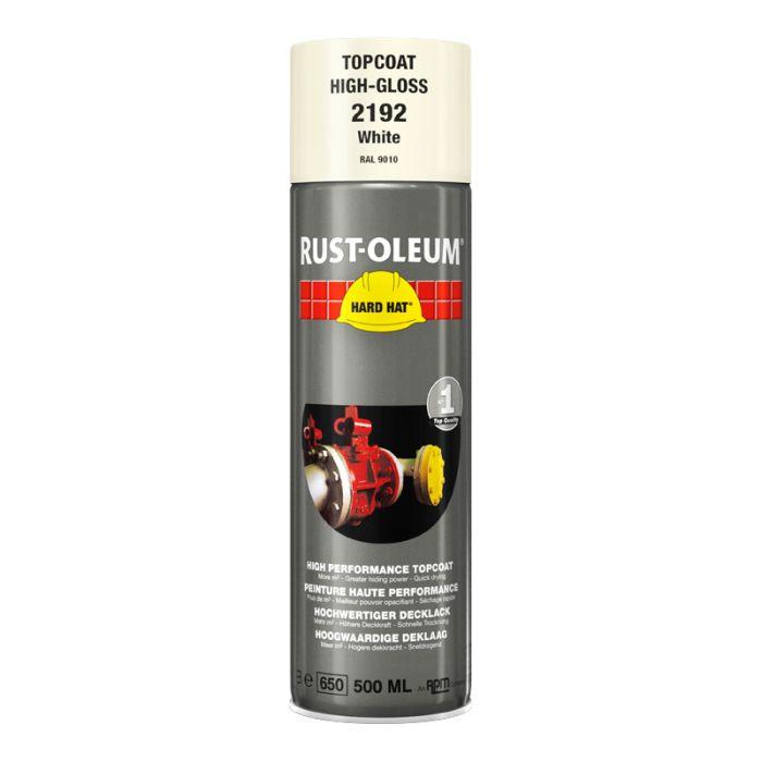 Spray-pintamaali Rust-Oleum Gloss 500 ml White Ral