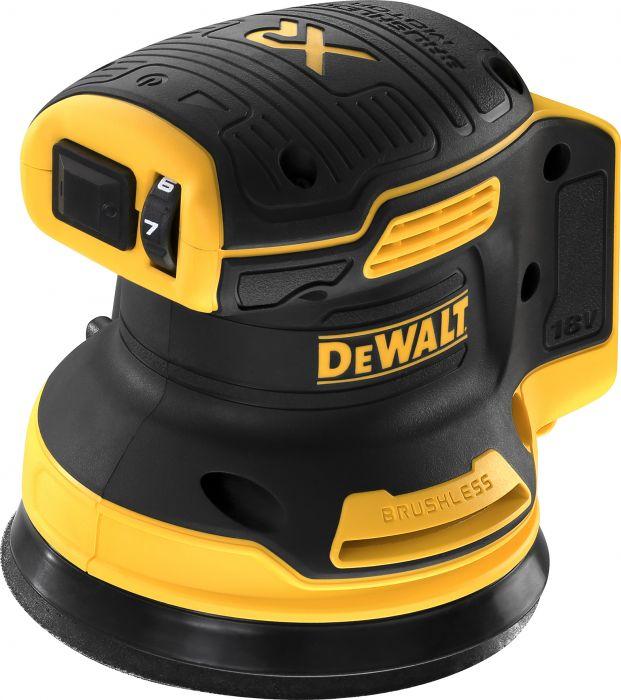Epäkeskohiomakone DeWalt DCW210NT-XJ