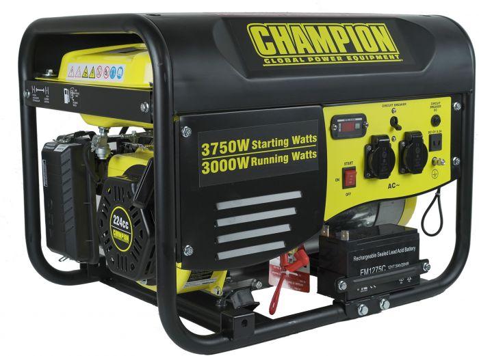 Generaattori Champion CPG4000E1 3500 W