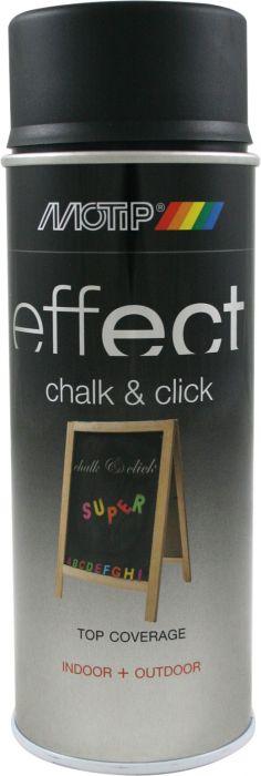 Liitutaulumaali Motip Effect Chalk&click 400 ml