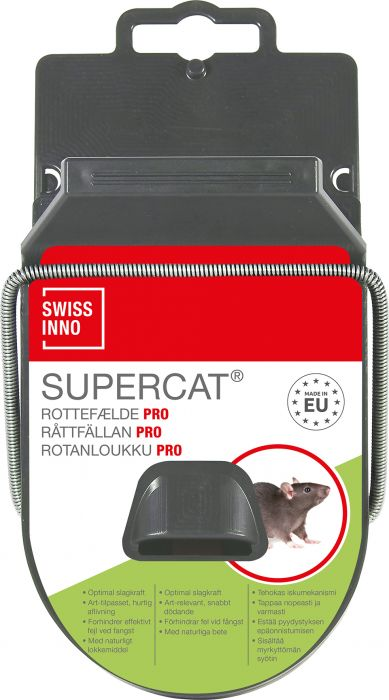 Rotanloukku Supercat Pro