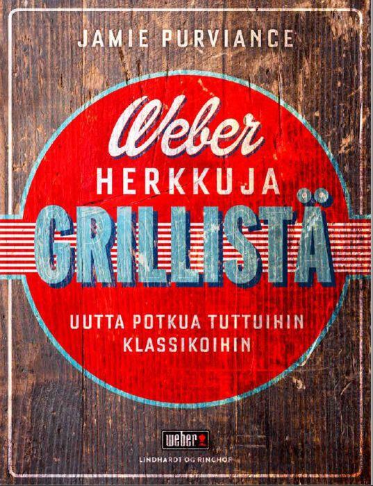 Kirja Weber herkkuja grillistä