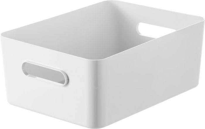 Säilytyslaatikko SmartStore Compact L Valkoinen 41 x 28,7 x 15,5 cm