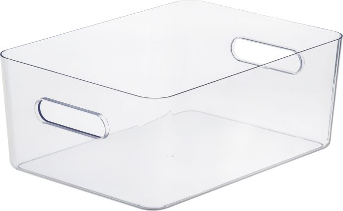 Säilytyslaatikko SmartStore Compact Kirkas L 41 x 28,7 x 15,5 cm