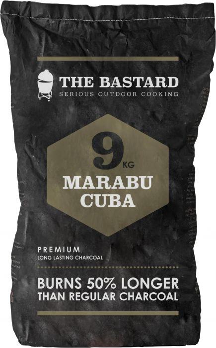 Grillihiilet Bastard Marubu Cuba 9 kg