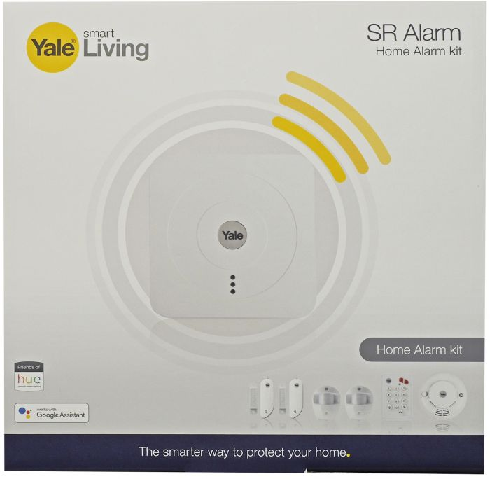 Hälytinpaketti Yale Home SR3300