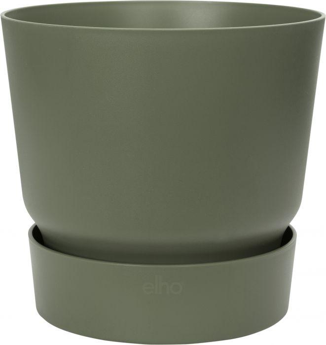 Ulkoruukku Elho Greenville 47 cm vihreä