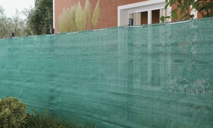 Näkösuoja 1,8 x 5 m vihreä
