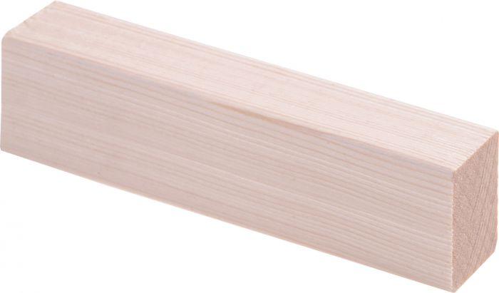 Höylälista Maler SH Mänty Puuvalmis 28 x 45 x 2400 mm