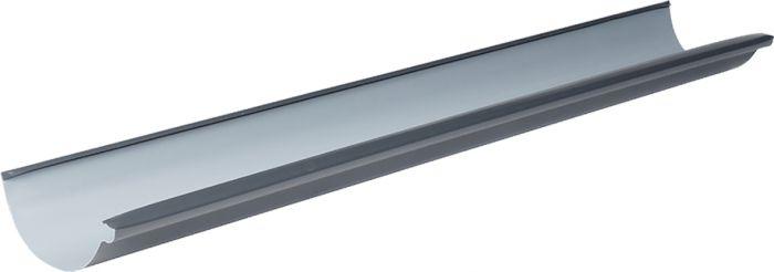 Vesikouru JanLa Pyöreä Tummanharmaa 0,6 x 125 x 3000 mm