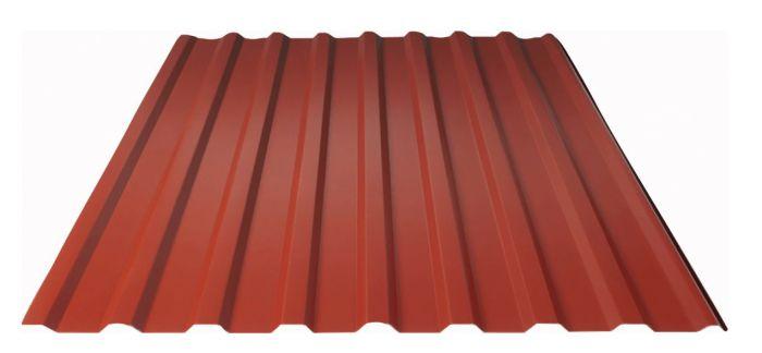 Kattopelti JL 20 R JanLa Tummanpunainen 1100 x 750 mm