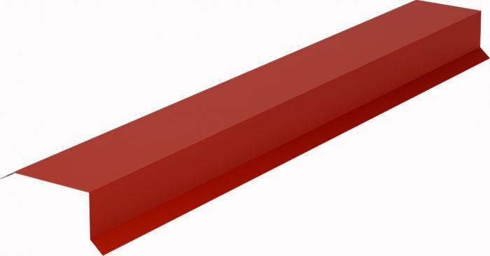 Päätylistä JL20 JanLa Tummanpunainen 2500 mm