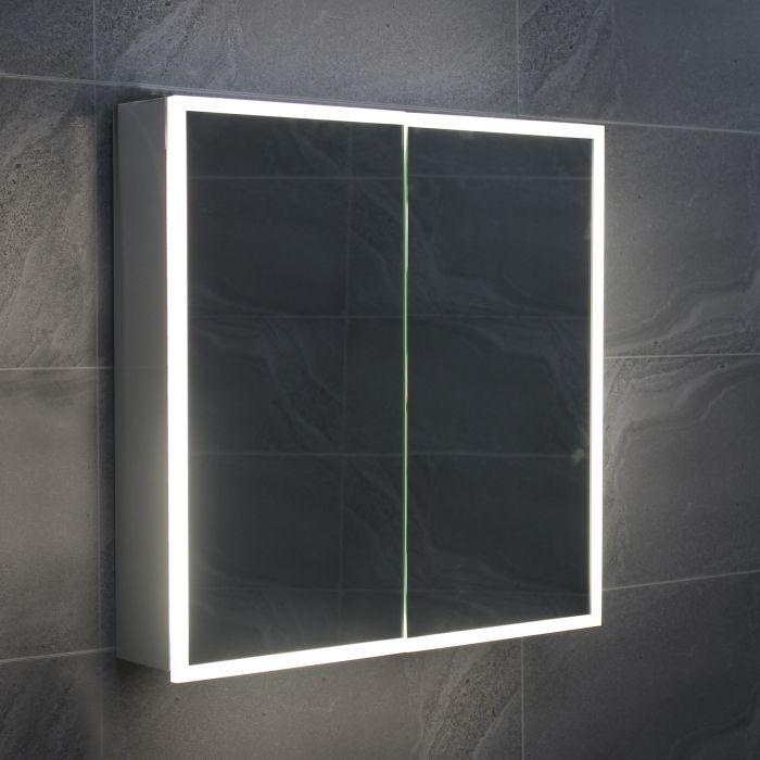 Peilikaappi Parma LED