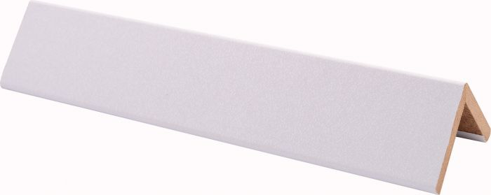 Taitelista Maler ART Tela Valkoinen 4 x 30 x 30 x 2750 mm