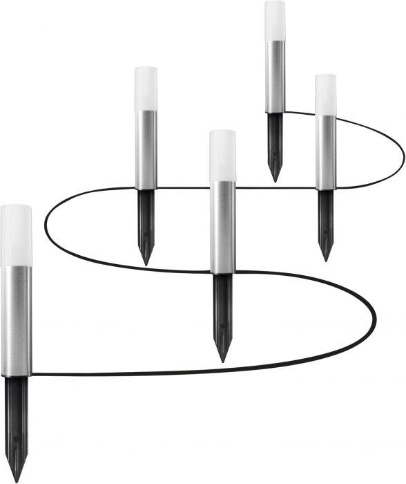 Ulkovalot Smart+ WiFi Garden Pole Mini ST 5-os