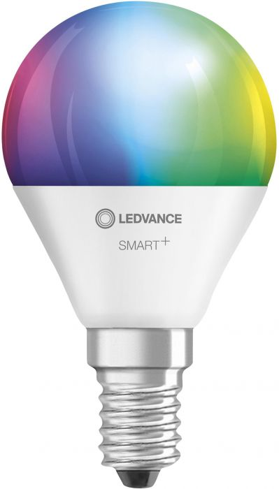 LED-lamppu Smart+ WiFi P40 RBGW P40 5 W