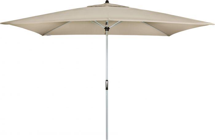 Aurinkovarjo Doppler Active 300 x 200 cm luonnonvalkoinen